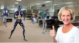 机器人将人类推入失业并造成经济和社会混乱!