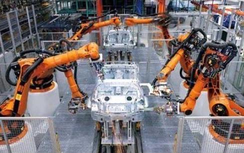中国工业机器人密度未来五年将暴增3倍
