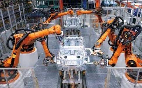 原来焊接自动化已经到这种程度了