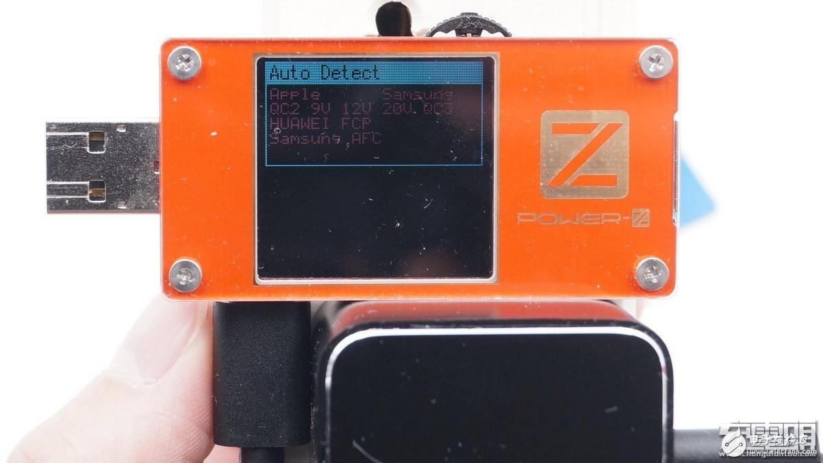 Ktec冠德USB PD充电器拆解