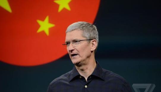 苹果CEO库克:谢谢中国 苹果中国业绩亮眼