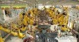 焊接机器人带来的高效率、自动化