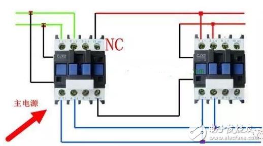 继电器怎么切换电路_继电器切换电路图解