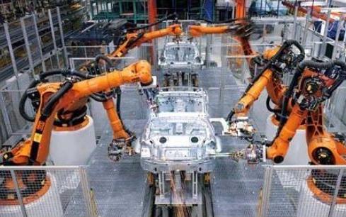万亿工业机器人市场即将引爆  佛山年内拟新增机器...