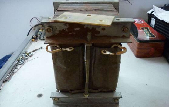自制电焊机的绕线方法