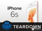 iPhone 6s拆解:看看iPhone 6s硬件方面有哪些特点