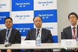 扎根中国!瑞萨电子重点布局自动驾驶与新能源汽车