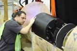 一种名叫RadPiper的机器人,做管道检视工作