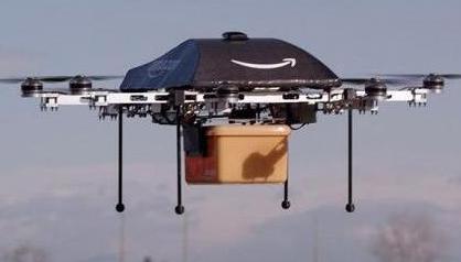 亚马逊无人机居然还可以理解手势和语音呼叫