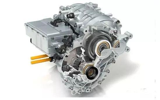 解读电动汽车三合一电驱系统技术