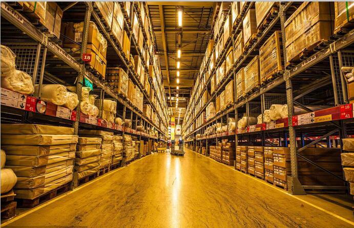 RFID仓储管理系统——人造木板仓库