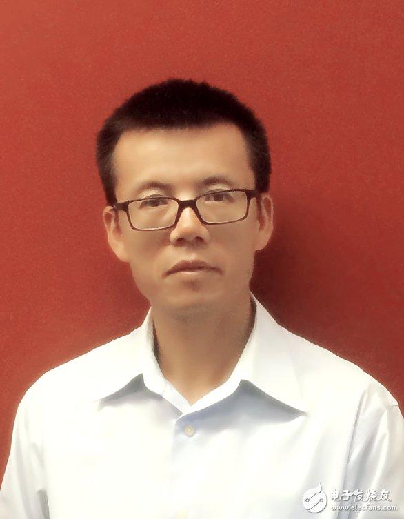 图1:idt亚太区销售副总裁赖长青