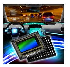 可扩展图像传感器平台用于先进驾驶辅助系统和自动驾...