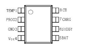 锂电池管理芯片tp4056中文资料及应用电路图汇...