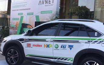 安富利高调进入汽车高级驾驶辅助系统市场