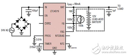 电动车充电分为哪几个过程