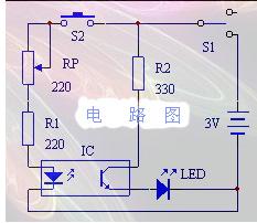 光電耦合器測試電路圖大全(光敏晶體管/驅動管/發光二極管)