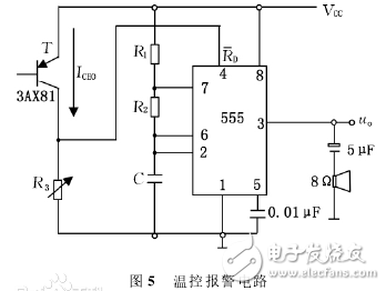 多諧振蕩器電路圖大全(溫控報警/555/自激振蕩電路/壓控TTL對稱多諧振蕩器)