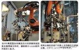 视觉引导的机器人降低了元件生产成本提高了产品质量