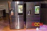 三星发布新款智能冰箱:支持语音控制功能