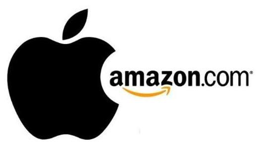 亚马逊或将超越苹果市值率先达到1万亿美元