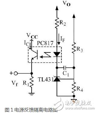 光耦开关电源电路图大全(光电耦合器/可控精密稳压源)