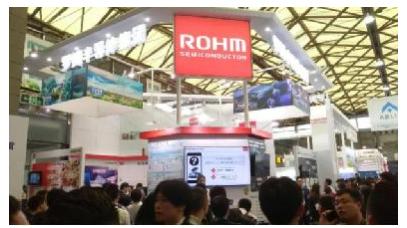"ROHM携汽车电子及工业设备市场产品强势登陆""2..."