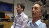 剑桥大学研发成功可以模仿人表情的机器人