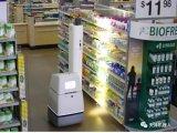 沃尔玛用机器人帮助员工减少工作量