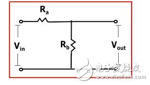 电阻分压简单电路图(电阻串联分压/分压电阻采样)