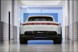 日内瓦车展:保时捷600马力全电动跨界车惊艳亮相