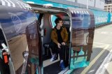 豆荚状自动驾驶舱可创造Uber城市交通的未来