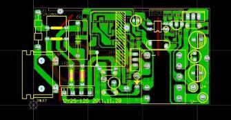 pcb单层板如何布线_pcb单层板自动布线设置