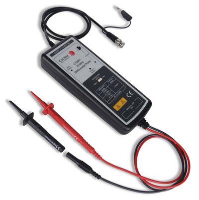 采用安全方式测试线路供电型开关模式电源