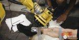世界上第一台纹身机器人