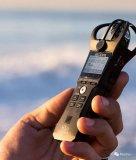 Zoom H1n 手持录音机上市:时尚话筒保护壳...
