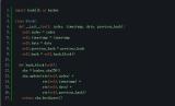 用不到50行的 Python 2.x代码实现一个...
