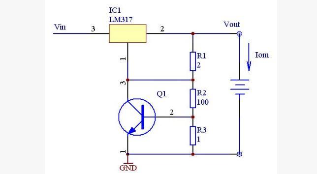 电压稳压器lm317应用电路图大全(十二款lm317典型应用电路)