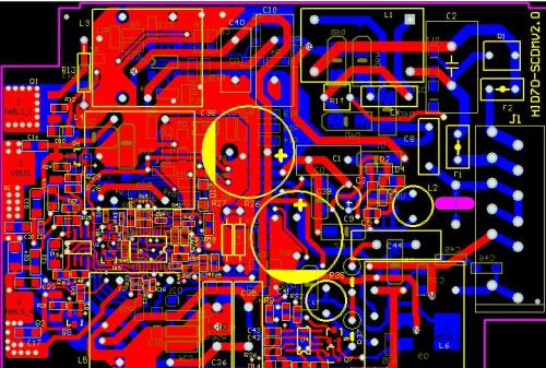 利用PCB布板中PCB分层堆叠解决PCB问题