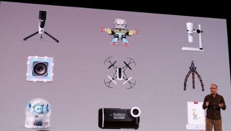 除了搭载A10 Fusion处理器性价比奇高的iPad,苹果发布会还有这些新品...