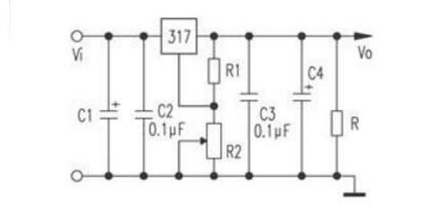 lm317如何用作稳流器