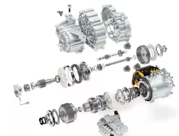 电动汽车三合一电驱系统技术详解