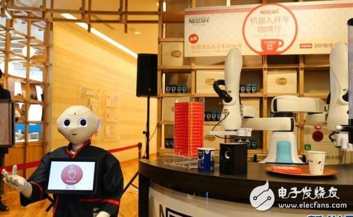 无人药店机器人打理,人工智能未来将在社会药店实现...