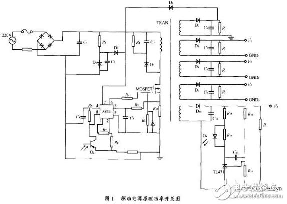 uc3844开关电源电路图汇总(反激式变换电路/...
