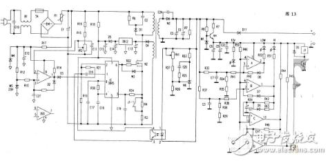 uc3844应用电路图大全(充电器电路/开关电源...