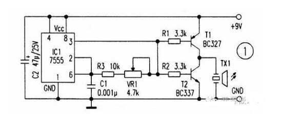 一文看懂超声波接近探测器知识