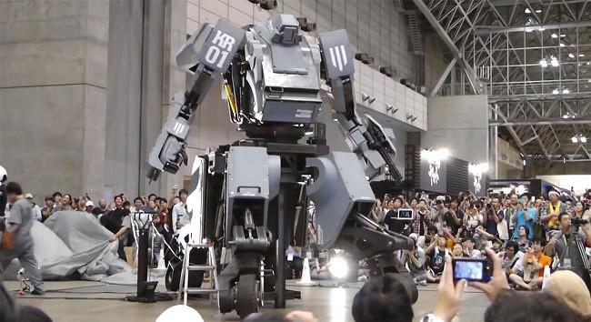 世界上最先进的十大仿人机器人
