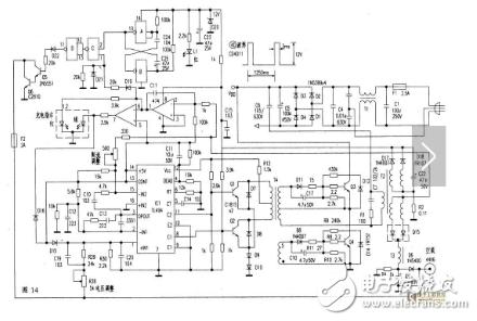 uc3844充电器电路图汇总(负脉冲充电器/变压...