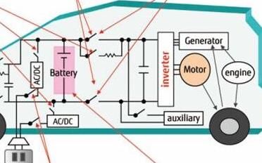 集成电路简化驱动继电器印制板设计过程
