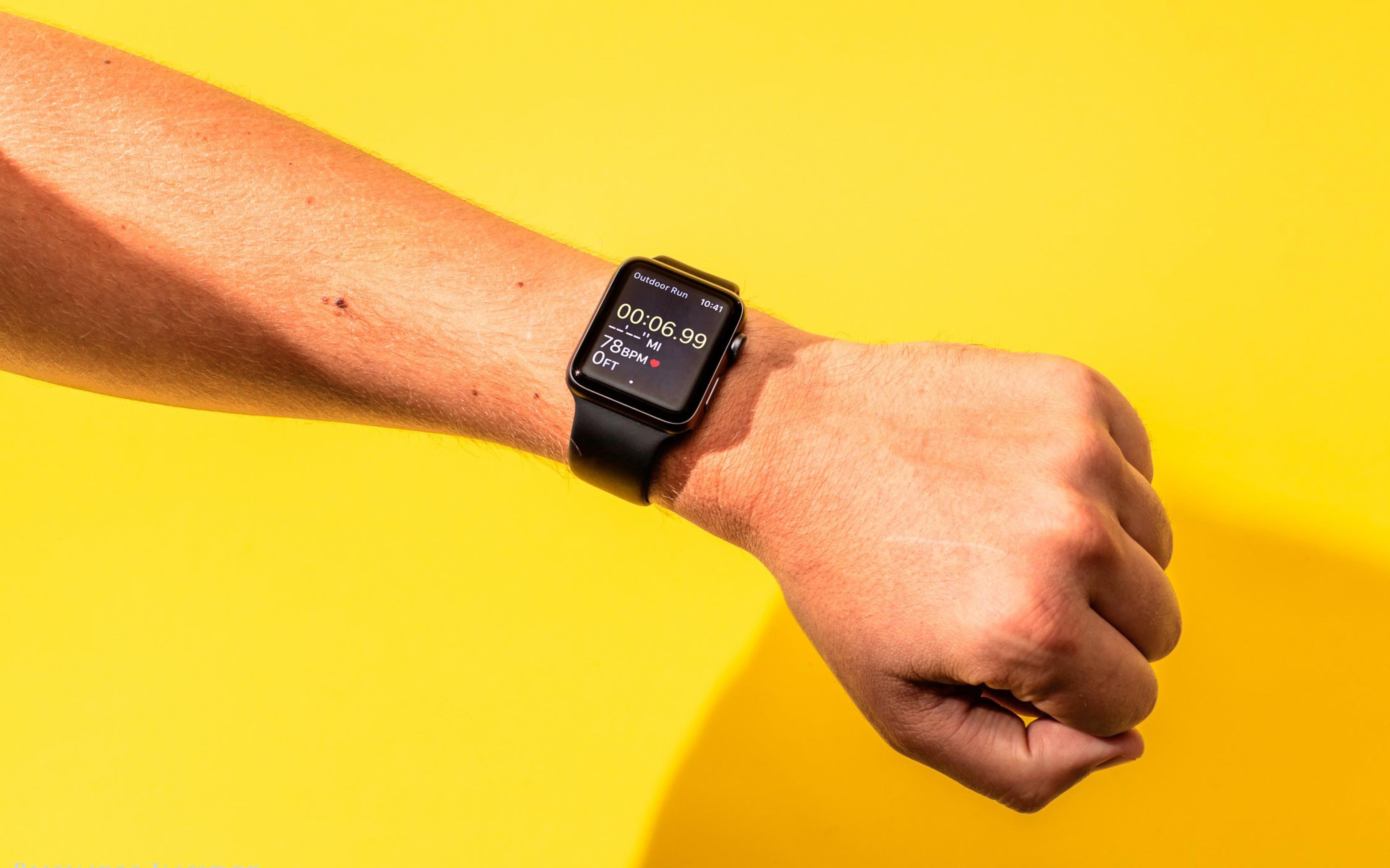 Apple Watch在健康检测领域独占鳌头